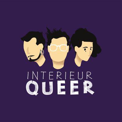 Intérieur Queer - Podcast France Inter (1800x1800)