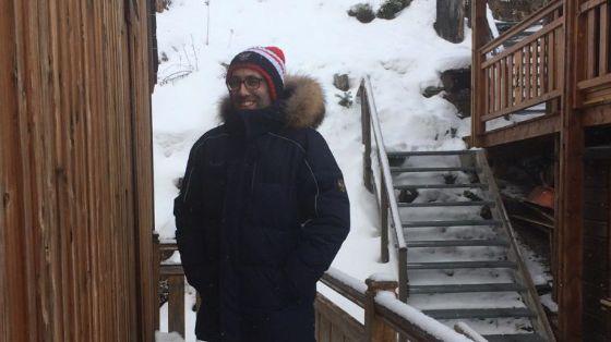 Julien Sabarthès, le nouveau responsable de la station de Puyvalador