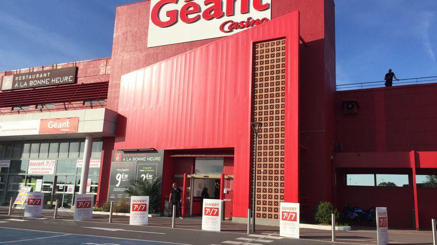 Le Géant Casino de Salon-de-Provence est le deuxième à ouvrir le dimanche après-midi dans la région Paca.