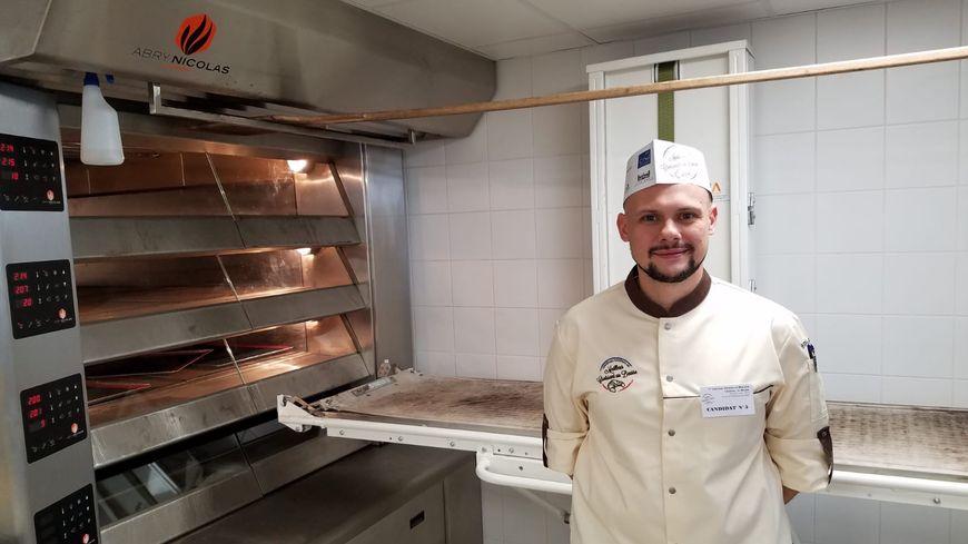 Lionel Bonnamy représente l'Île-de-France au concours national du meilleur croissant