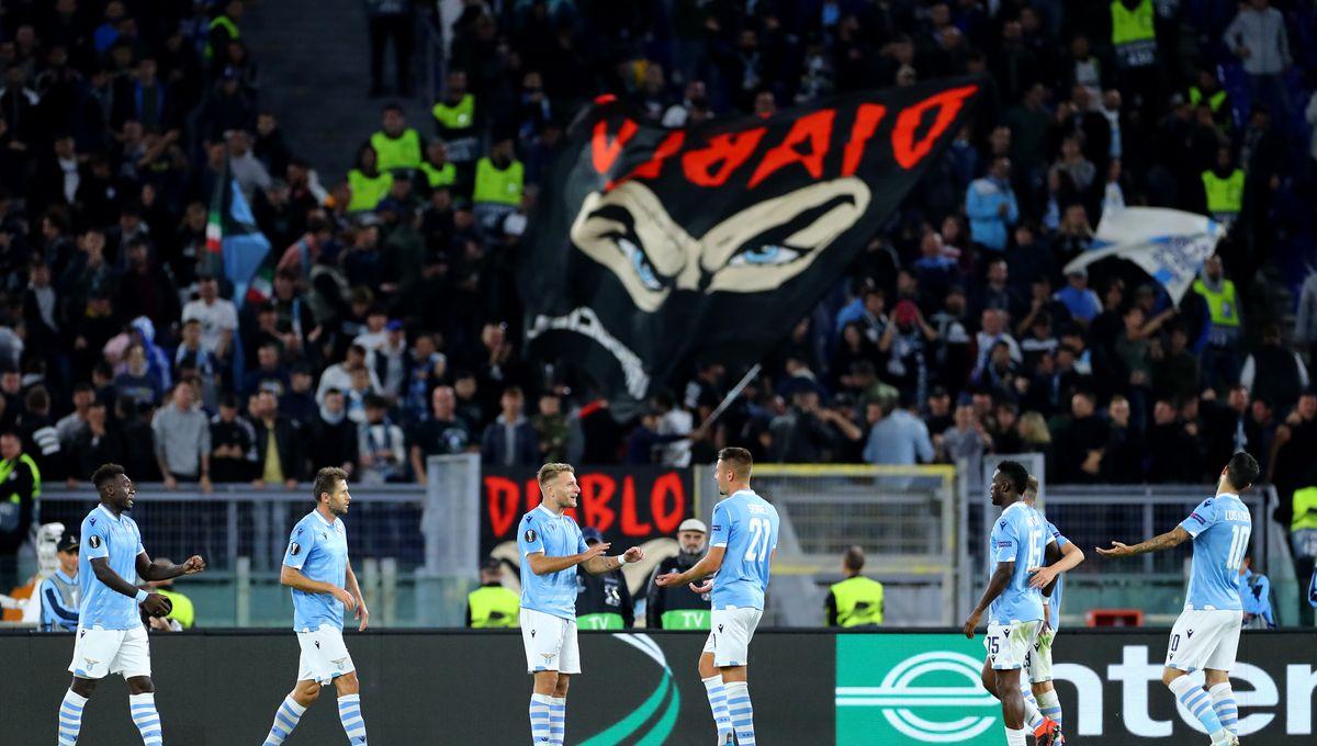 Ligue Europa : la Lazio de Rome sanctionnée pour des cris racistes lors du match face au Stade Rennais