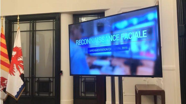 La reconnaissance faciale a aussi été testée lors du Carnaval 2019 de Nice