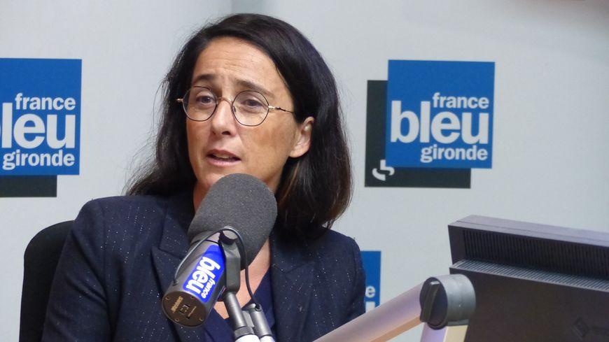 Alexandra Siarri deuxième adjointe au maire de Bordeaux, en charge de la ville de demain, de la cohésion sociale et territoriale