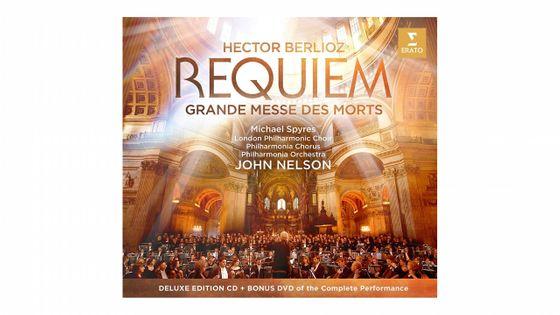 Berlioz : Requiem - Michael Spyres, Philharmonia Orchestra, John Nelson