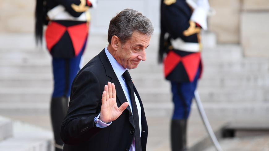 Nicolas Sarkozy, ex-président de la République.