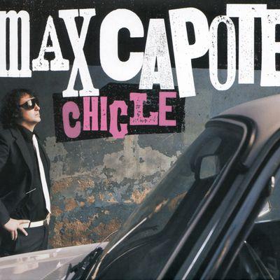 """Pochette pour """"Perfidia - Max Capote"""""""