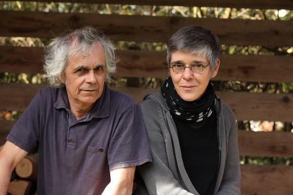 Rémo Gary (le chanteur) et Nathalie Fortin (la pianiste)