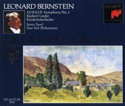 Kindertotenlieder : In diesem Wetter in diesem Braus - pour mezzo-soprano et orchestre - JENNIE TOUREL