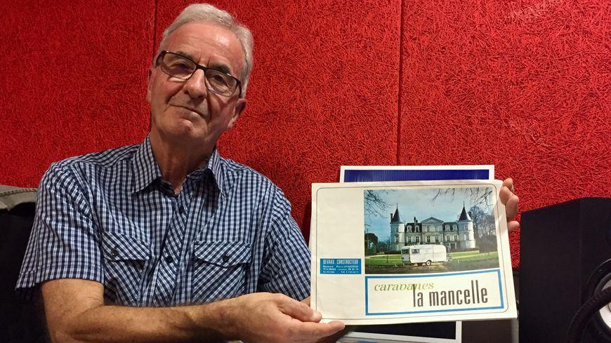 Bernard Geslin a travaillé dès 1968 à Caravanes La Mancelle. Il a repris l'entreprise en 1989