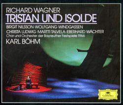Tristan et Isolde WWV 90 : Prélude (Acte III) (instrumental) - WOLFGANG WINDGASSEN