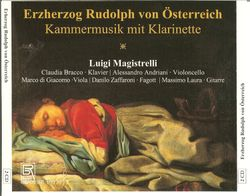 Trio en Mi bémol Maj pour clarinette violoncelle et piano : Scherzo / Allegretto - Luigi Magistrelli