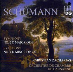 Symphonie n°4 en ré min op 120 : Scherzo