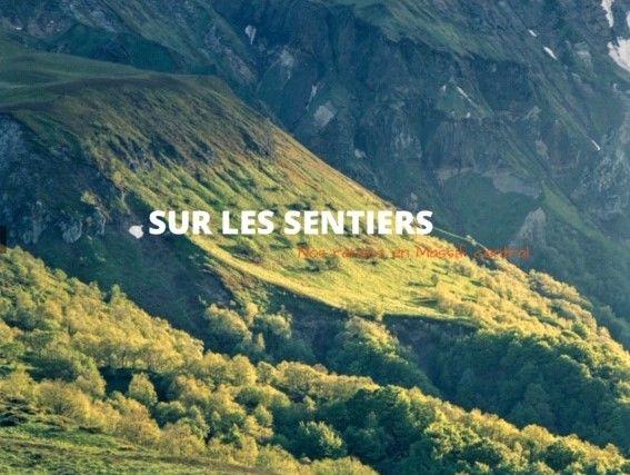 les Terres du Milieu, le blog de Patrice sur les randonnées dans le Massif Central