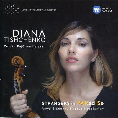 DIANA TISHCHENKO  ZOLTAN FEJERVARI sur France Musique