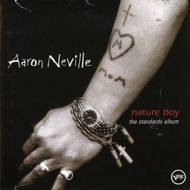 """Pochette de l'album """"Nature boy"""" par Aaron Neville"""