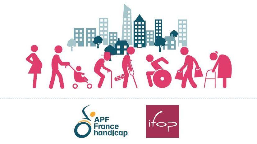 """Participez à l'enquête sur """"l'accessibilité pour tous"""" de l'Association des paralysés de France"""