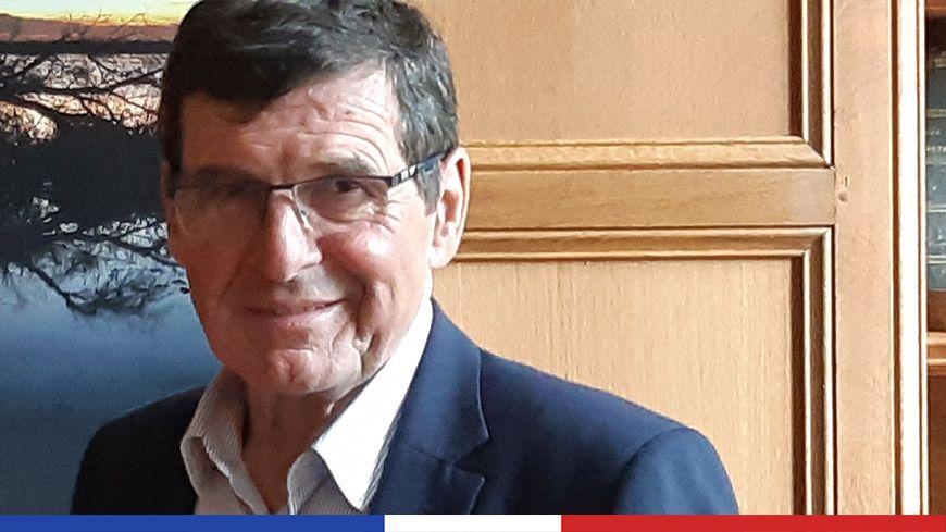 Jean-Pierre Lhonneur maire de Carentan-les-Marais est candidat à sa propre succession en 2020.