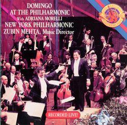 Granada - pour ténor et orchestre - PLACIDO DOMINGO