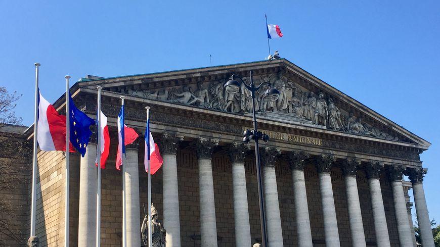 Une mission d'information créée à l'Assemblée nationale sur l'incendie de l'usine Lubrizol à Rouen.