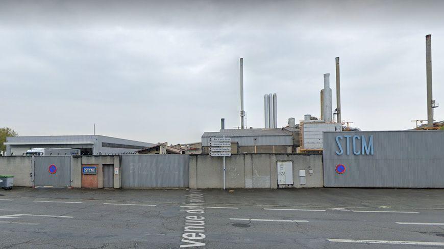 La STCM est située sur la zone industrielle de Fondeyre au nord de Toulouse (capture d'écran)