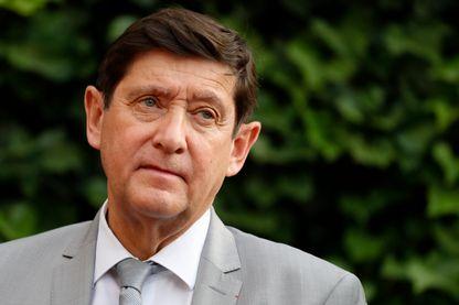 Patrick Kanner, président du groupe PS au Sénat