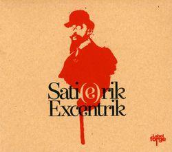 Carnet d'esquisses - SATI (E) RIK EXCENTRIK