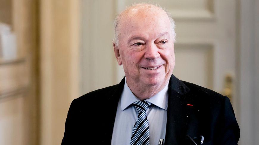 Jean-Pierre Door, député Les Républicains du Loiret, le 19 décembre 2018