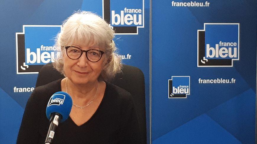 Viviane Koenig, auteure du livre pour enfant Le journal de Léonard de Vinci