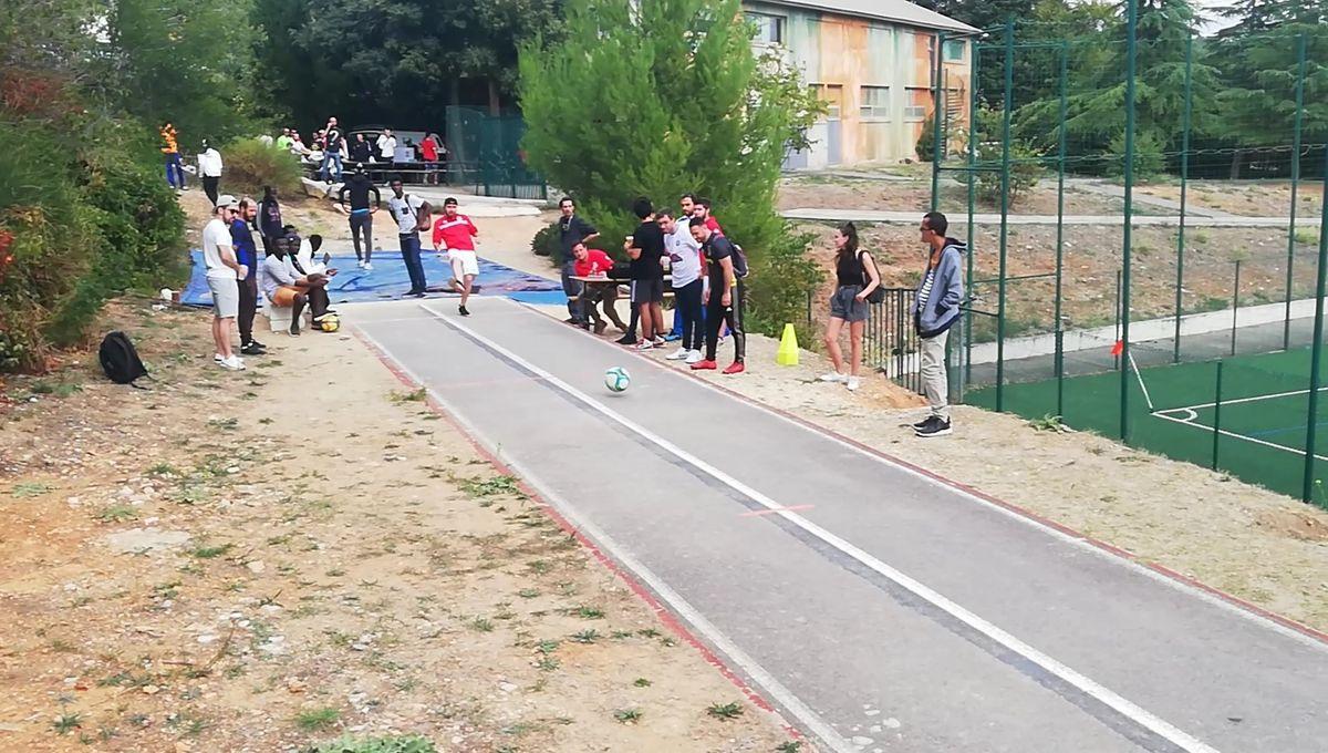 Nîmes accueille le premier record du monde... de la passe la plus longue
