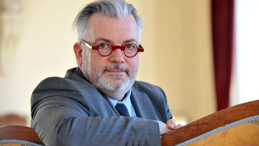L'élu municipal et communautaire de Vichy, Christophe Pommeray est décédé ce lundi 21 octobre.
