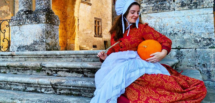 Les nuits du Fantôme samedi 2 novembre au château de Biron