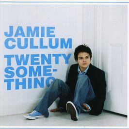 """Pochette de l'album """"Twenty something"""" par Jamie Cullum"""