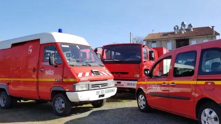 Le SDIS de la Loire organise deux ventes aux enchères de véhicules par an.