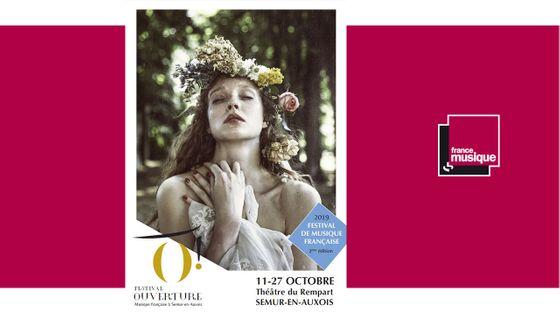 Festival Ouverture - Musique française à Semur-en-Auxois