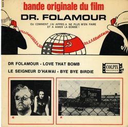Dr. Folamour : Love that bomb - THE FALLAUTS