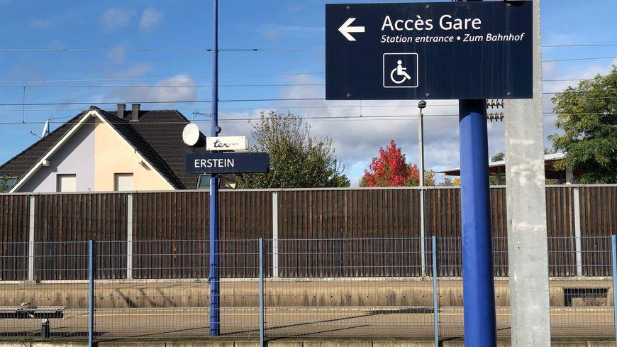Trop de gares impraticables pour les fauteuils roulants en Alsace ?