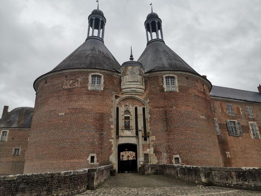 Michel Guyot a acquis le château de Saint-Fargeau en 1979.