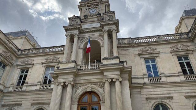 La préfecture du Gard à Nîmes.