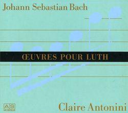 Prélude fugue et allegro en Mi bémol Maj BWV 998 : Allegro - CLAIRE ANTONINI