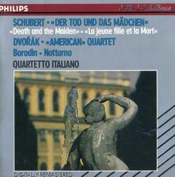 Quatuor à cordes en Re Maj : Notturno - QUARTETTO ITALIANO