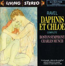 Daphnis et Chloé : Lever de soleil - Daphnis prostré devant la grotte des nymphes (3ème partie)