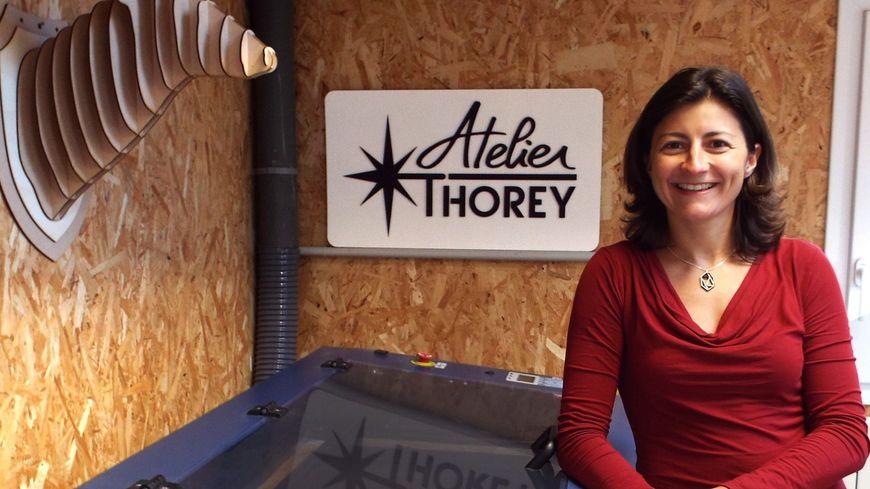 Othilie Thorey, atelier Thorey à Vieux - Charmont