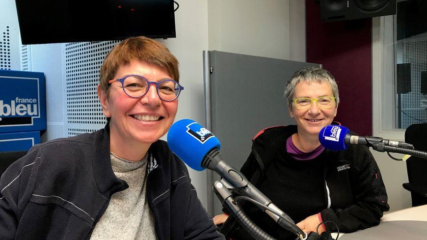 """Cécile Bouet et Marion Pouget, de """"La Table des Jeannes"""" à Valence"""