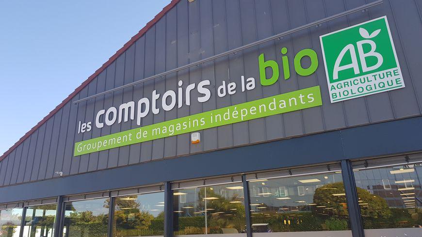 Les Comptoirs de la Bio à Ahuy