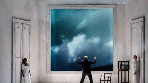 Répétition générale de Rusalka de Dvorak à l'Opéra national du Rhin