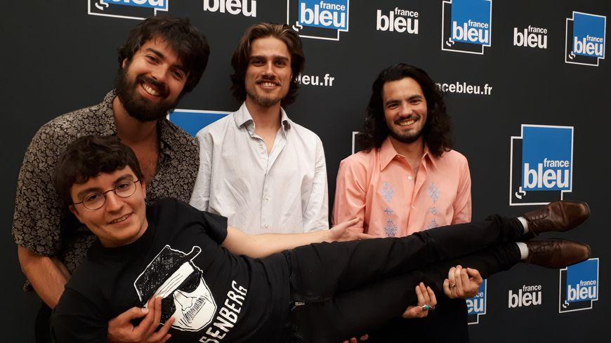 The Fabulist, groupe invité du Bleu Poitou Live