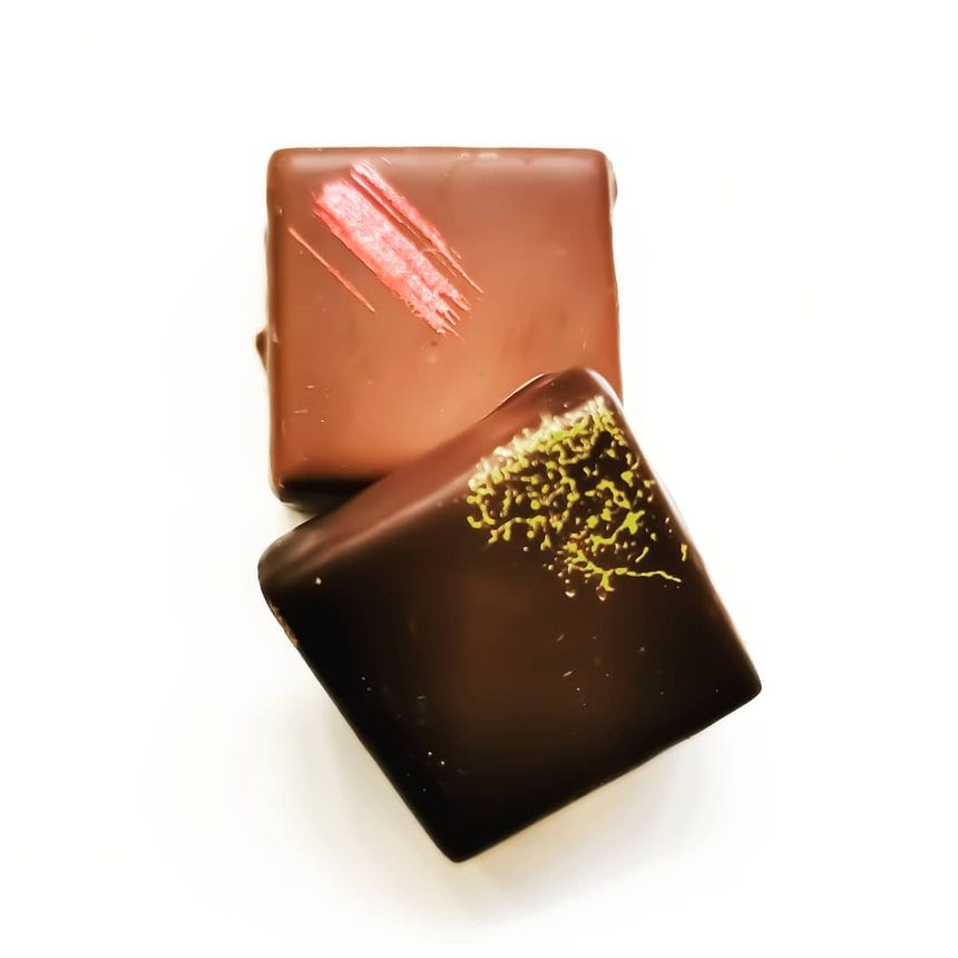 Anti-depresseur, aphrodisiaque, le chocolart n'a que des qualités...