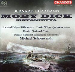 Moby Dick : Call me Ishmael (Ishmael) - pour solistes choeur d'hommes et orchestre - POUL EMBORG