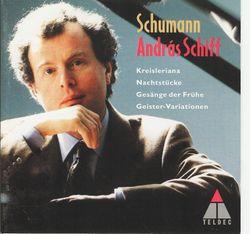 Variations sur un theme original en Mi bémol Maj : Thema : Moderato - Andras Schiff