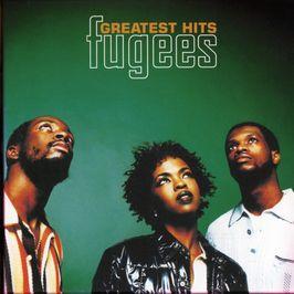 """Pochette de l'album """"Greatest hits"""" par Fugees"""